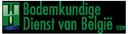 Logo bodemkundige Dienst België